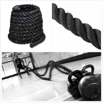 Ganas Tahan Lama Fitness Club Equipment Gym Power Rope