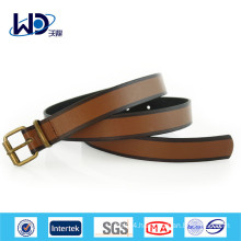 Fashion Flat Strap with Pin Buckles Men Belts