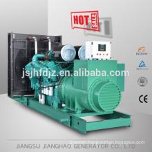 1000KW 1250KVA power diesel generator for sale with cummins engine KTA38-G9