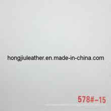Muebles blancos de lujo usados Semi PU Leather