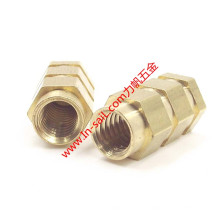 Brass Threaded Insert Nut for Thermoplastic