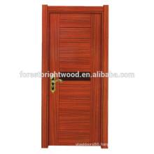 Fashion Swing Open Style Melamine Wooden Door