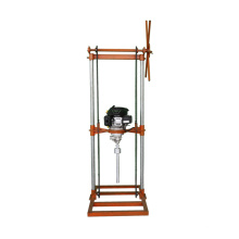 Light Weight 15m/30m Depth Portable Backpack Drilling Rig for Core Sample