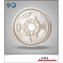 Kundenspezifische neue Design Weiße Stahl Felgen Auto Räder in 6.5x16