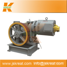 Elevator Parts KT41C-YJF160WL-VVVF Elevator Geared Traction Machine elevator spare parts
