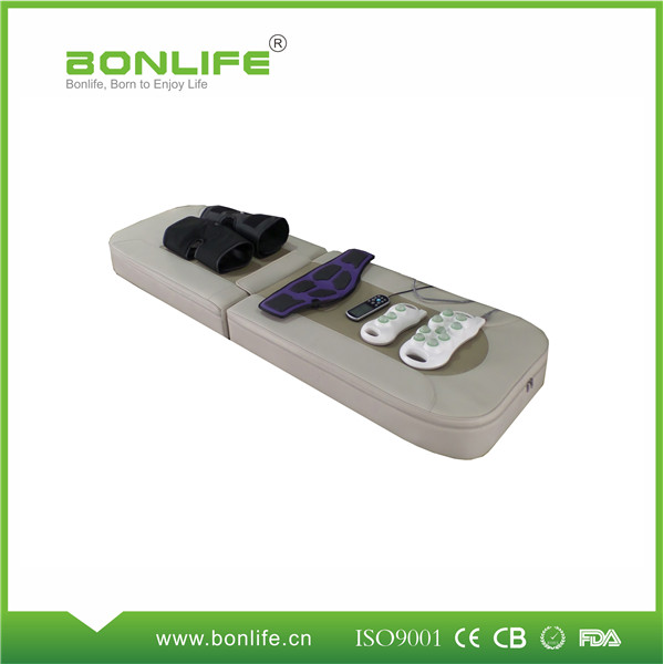Folded Jade Heating Thermal Therapy Massage Bed