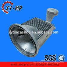 CNC good performance aluminum die-casting parts die casting auto parts