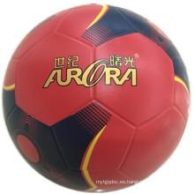 Rubber Smooth Surface Colorido Fútbol