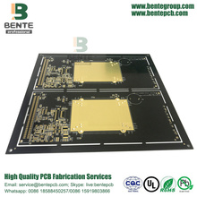 FR4 Tg150 Multilayer PCB 4-layers PCB ENIG 3U