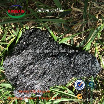 SiC Fabricante 98.5% Pureza Preto Carboneto De Silício