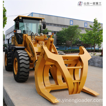 Holzgreifer Log Wheel Loader