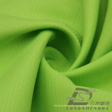 Water & Wind-Resistant Outdoor Sportswear Down Jacket Woven Double-Striped Twill Jacquard 100% Polyester Pongee Fabric (E052)