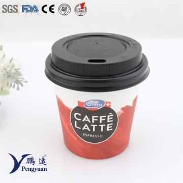 Индивидуальные одноразовые партии питьевой бумаги кофе Кубок
