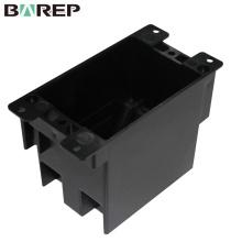 Caja de conexiones eléctrica impermeable plástica del plástico ip65 del CE al aire libre