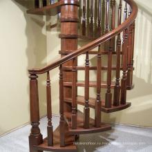 Закрытый Спиральный Твердые Цены На Дубовые Лестницы Дерево