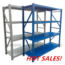 Industrial Storage Experts Bulk Rack Warehouse Metall Lange Spanne Regale