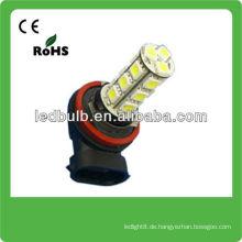 H8 18 SMD 5050 12V Auto LED-Scheinwerfer