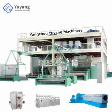 Nonwoven Machine Mask Lining Disposable Products