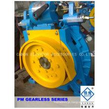 Máquina de PM Gearless para elevadores ressonância