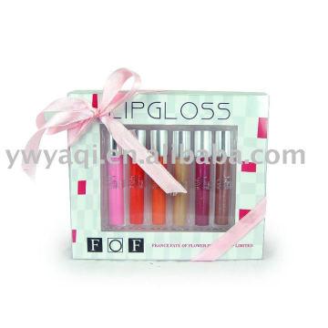 T091 lip gloss ensemble-cadeau
