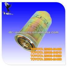 Toyota-Filter 23303-64010,23303-64020,23390-64480 Kraftstoff für Toyota CAMRY, COROLLA, AUFNAHME, TOYOTA FORKLIFTS, TOYOAT DIESELMOTOR