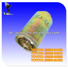 Toyota Filter 23303-64010,23303-64020,23390-64480 Fuel For Toyota CAMRY,COROLLA,PICKUP,TOYOTA FORKLIFTS,TOYOAT DIESIEL ENGINE