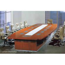 Table de salle de conférence à grande conception de bureau de bureau (HF-MH7028)