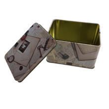 Wholesale Metal Packaging Box Metal Tin Packaging