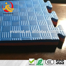 thick anti-fatigue EVA foam floor exercise gym floor mat for sale