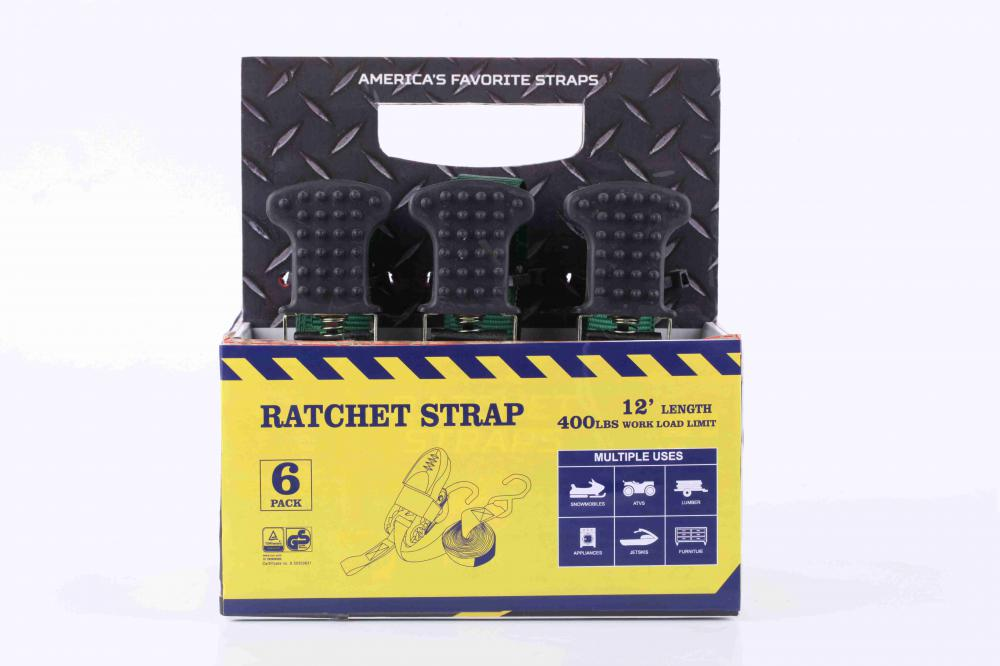 Ratchet Buckle Strap Kit
