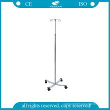 AG-Ss009A Support de lit d'hôpital en acier inoxydable