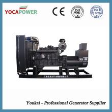 Генератор 300 кВт с дизельным двигателем в Китае