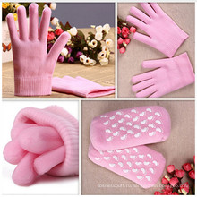 Высокое качество гель носки/перчатки/пятки/локоть в цвете роскоши