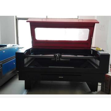 Высокоскоростной станок для лазерной резки для резки ткани / материала обуви