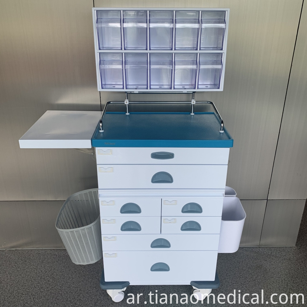 Medical Muti-functional Anesthesia Trolley