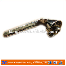 high precision zinc die casting handle