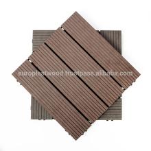 DIY composite tiles for bathroom, pool, garden etc