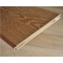 Amerikanischer Walnuss-Parkett-Bodenbelag 2 Strips Holz-Bodenbelag