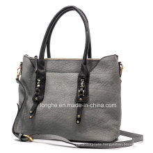 Fashion Pebble Textured Top Handle Tote Bag (ZXS0061)