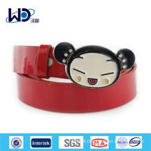 Customer Brand Pattern PU Child Belts