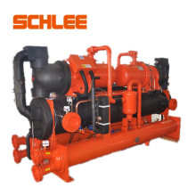 5000kw Customized High Efficiency Soda Water Milk Continuous Type Chiller Unit Water Chilling Machine with Good Quality