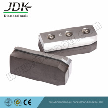 Metal abrasivo Diamond Bond Fickert para moagem de granito