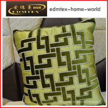 Embroidery Decorative Cushion Fashion Velvet Pillow (EDM0322)
