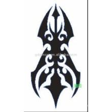 Transférer facilement les tatouages temporaires du corps Chine du fabricant