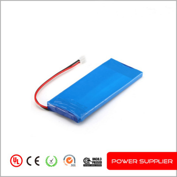 Batterie lithium polymère rechargeable 266783 3.7v