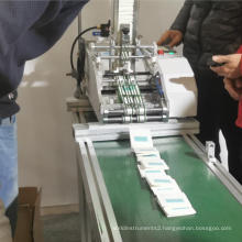 Card Feeding Transmission Machine Automatic Card Feeder For Flat Products Bag Paper