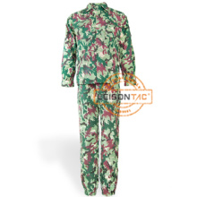 100% Cotton Spanish Tactical Military Camouflage Uniform