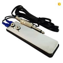 N1007-9B novidade barato aço inoxidável pé pedal