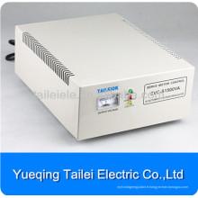 Servocommande svc stabilisateur de tension pour courant domestique courant alternatif