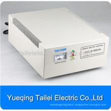svc servo motor AC current house use voltage stabilizer